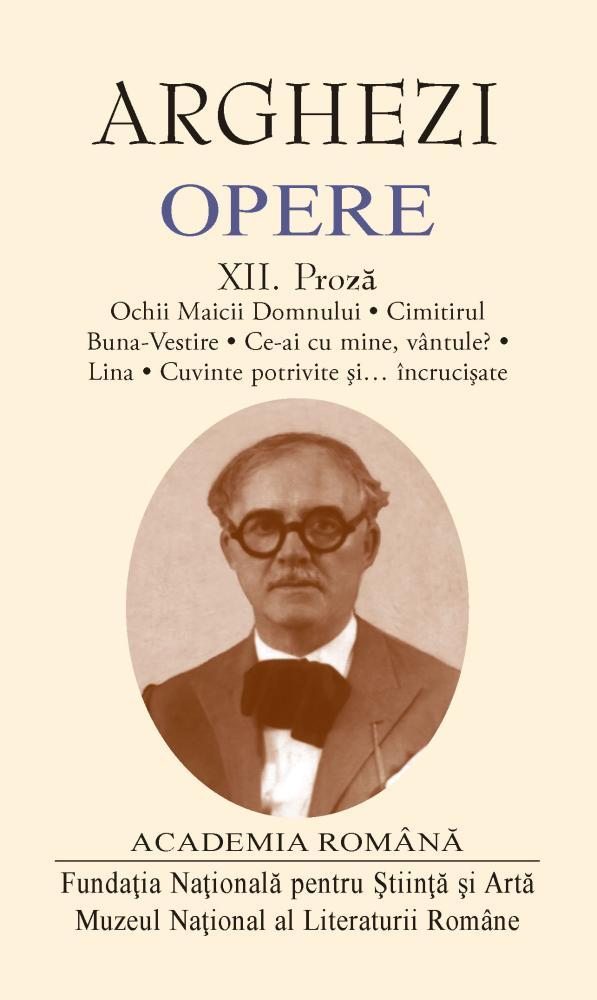 Opere Vol. XI - XII