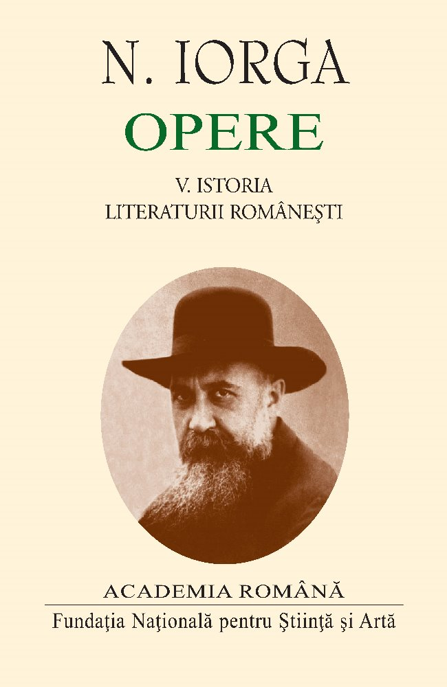 Istoria literaturii romane din sec. XIX, Vol. IV-V