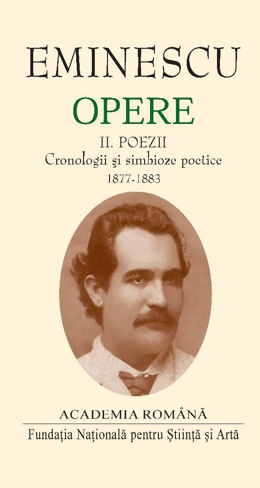 Poezii, Cronologii și simbioze poetice Vol. I-II