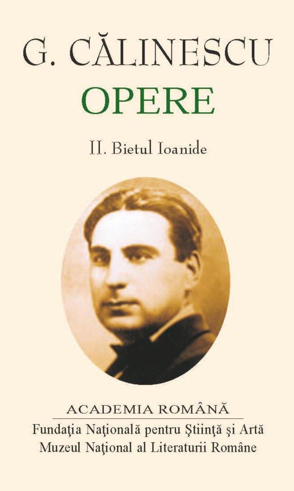 Romane Vol. I-III