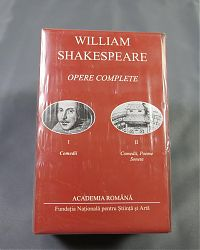 William SHAKESPEARE Opere Vol I-II