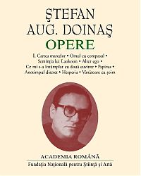 Stefan Aug. DOINAS Opere Vol I-II